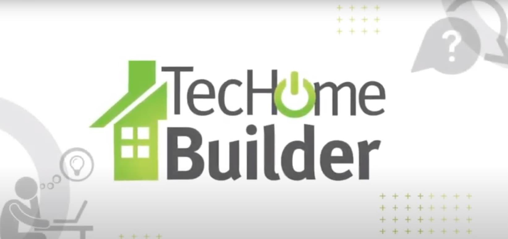 TecHome Builder Logo